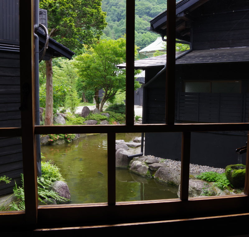 Facilities Shirakawago MIboro-ryokan